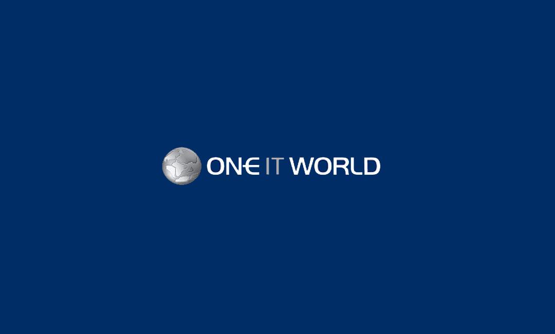 ONE IT WORLD