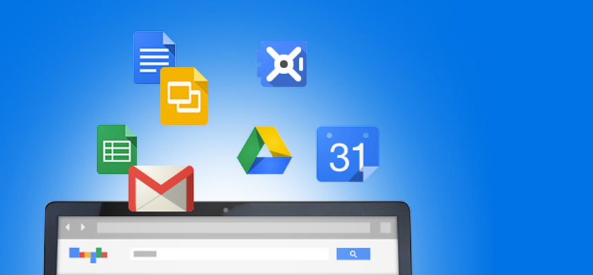 Managing Google Apps accounts